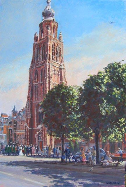 Kerk van Hoogstraten .be.