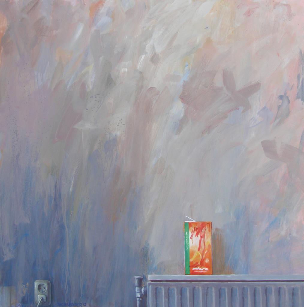 Sappak, acryl, 100 x 100 cm 2012