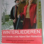 Winterliederen 10 februari 2013