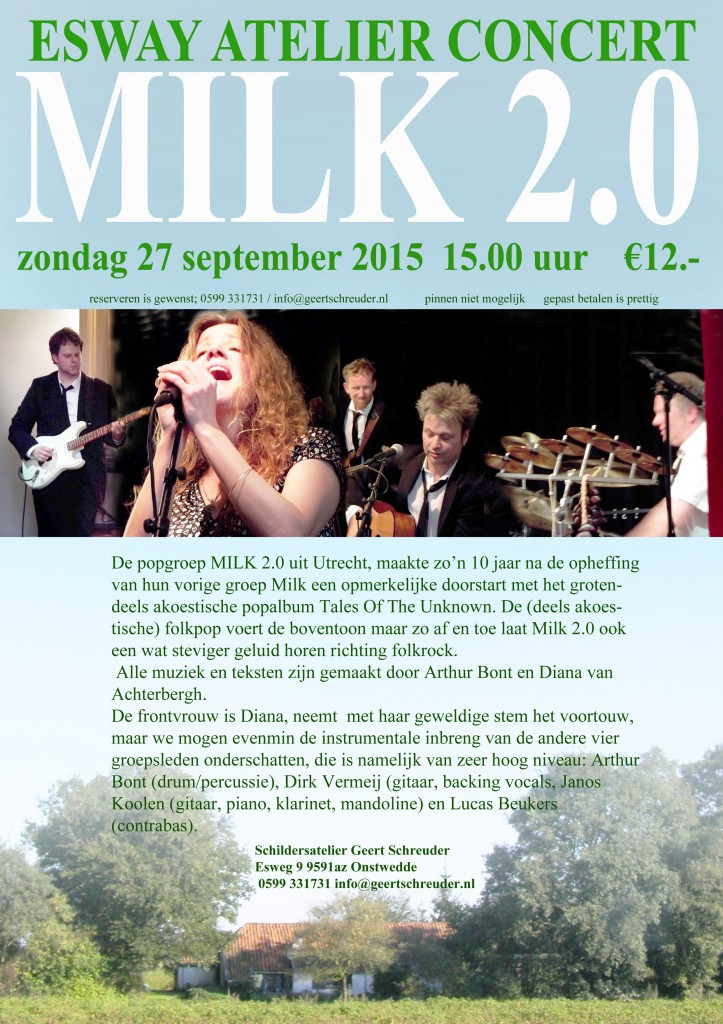 milk 2.0 poster